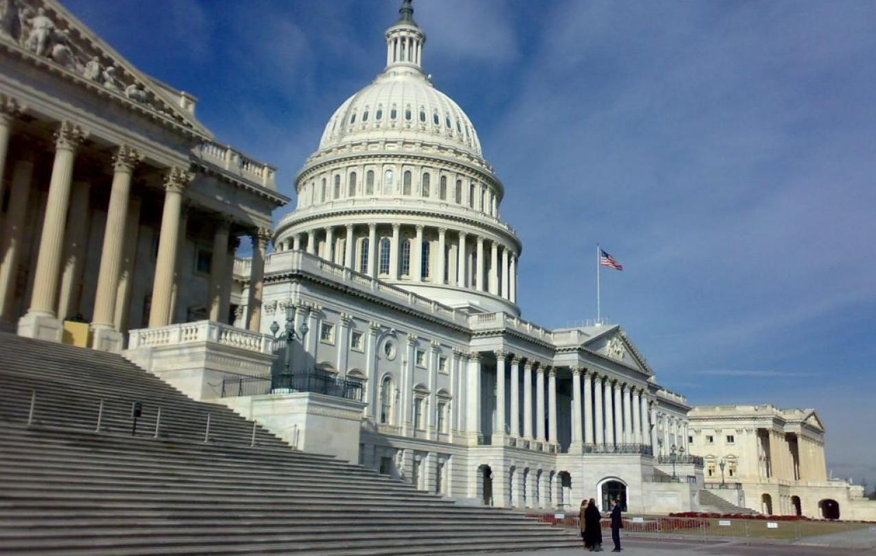 Congressional building