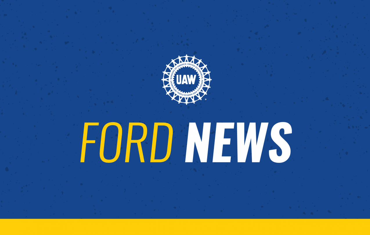 Ford News