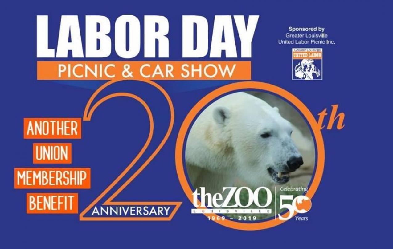 Labor Day Zoo picnic image